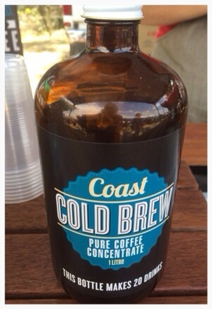 Coast cold Brew