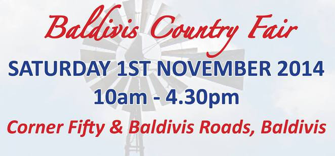 Image Courtesy of the Baldivis Country Fair facebook page