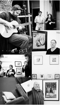 Opening Night: Reflections - Life Through the Lens / Photo by GD