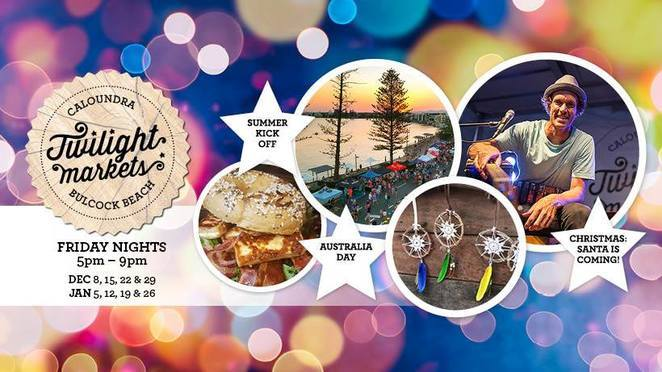Advent Calendar 2017, Sunshine Coast, Lighting Up Cooroy, Welcome Santa to Downtown Caloundra, The Oyster Festival, Christmas in Cooroy, Sunshine Coast Toy Run, Evergreen Christmas Wreath and Yoga Workshop, North Lakes Christmas Carols, Santa Photos at The Ginger Factory, December Night Markets, Eumundi, Twilight Markets Caloundra, Carols at Cotton Tree, Nambour Community Carols and Twilight Christmas Markets, Christmas on Little Main Street Party, Lights on the Lake, Crummunda Park, Scarborough Christmas Carols, Nickleby with Santa, Mooloolaba Yacht Club's Christmas Boat Parade, The Wharf, Carols on Kings Beach, Glasshouse Country Community Carols, Caboolture Christmas Carols, Kawana Carols by the Beach, Aussie World Christmas Spectacular