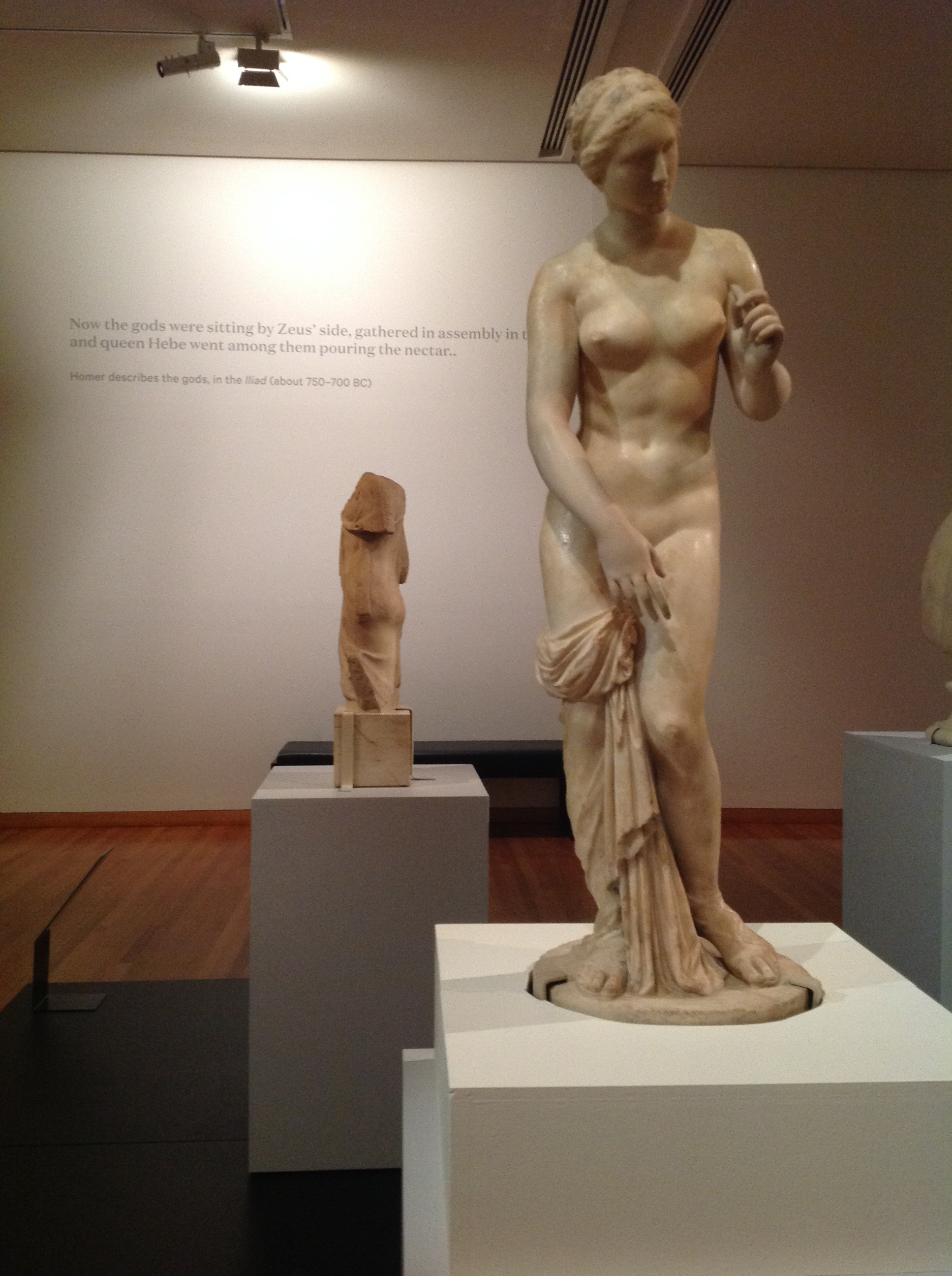 greek sculpture and developments essay The hellenistic age marks the transformation of greek society from the localized and merged architectural space and sculpture by the placement of heroic.