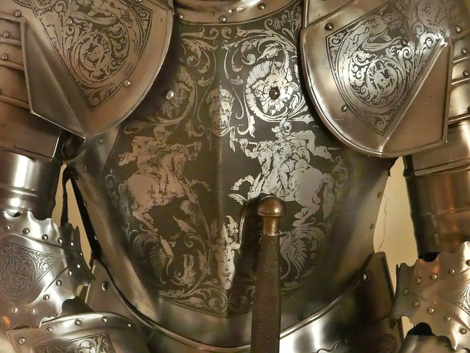 armour,metal,medieval,combat,silver