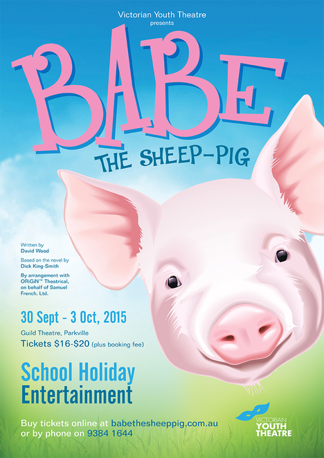 BABE The Sheep-Pig Theatre Production