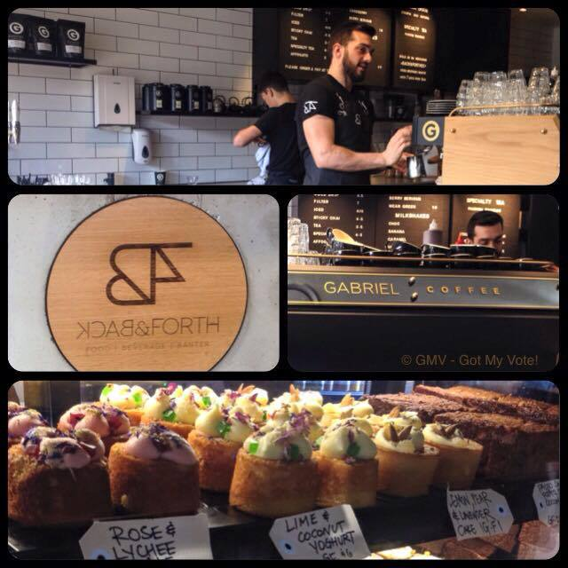 Back and Forth Cafe, Breakfast, Coffee, GMV, Weekend, Healthy, Lunch, Smoothie, Castlecrag
