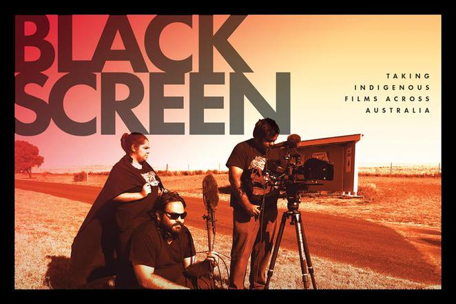 Black Screen, Marion Cultural Centre, Reconciliation Week, Country Arts SA
