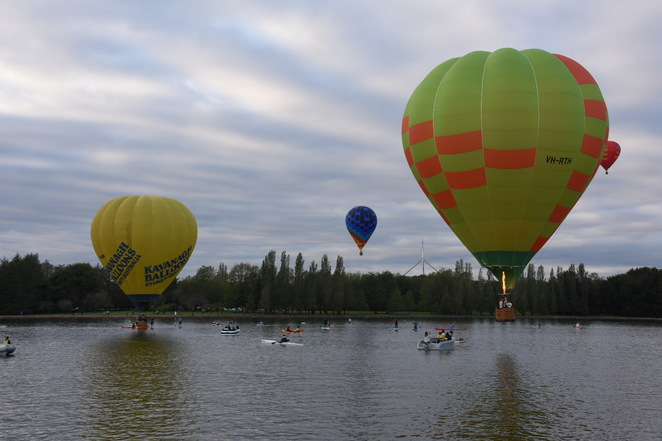 Canberra Balloon Spectacular, canberra festivals, hot air balloons canberra, canberra events, canberra autumn events, things to do in Canberra, free events canberra