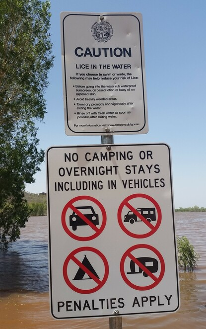 Chinaman Creek Dam, Cloncurry, Queensland, outback, recreation area, free