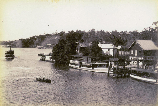 Discover Hunters Hill Art History Walking Tour, Hunters Hill, History, Mary Reiby, Figtree Farm