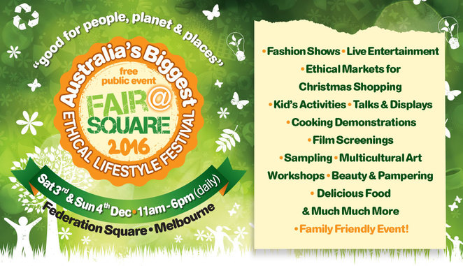 Fair@Square Ethical Lifestyle Festival