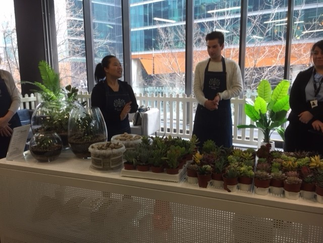 Flower Workshops with Miei Fiori