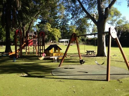 Forest Park, Epping Picnic, Epping Playground