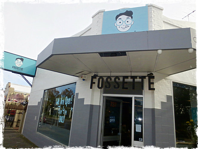 Fossettê cafe & food, breakfast, lunch, dinner, coffee, italian influence, eatery, alphington train station