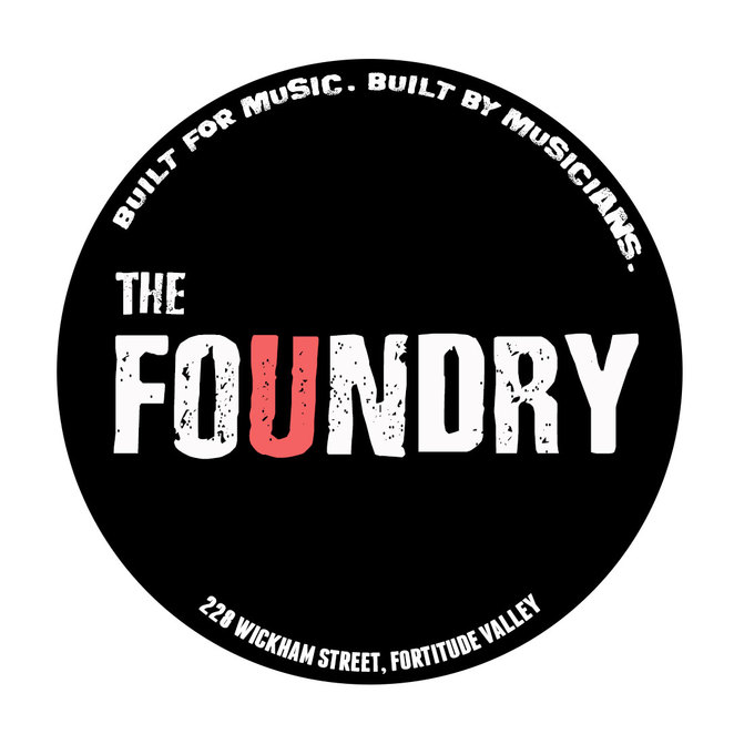 foundry, music, venue, valley, fortitude