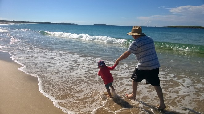 Four coast getaways for the family