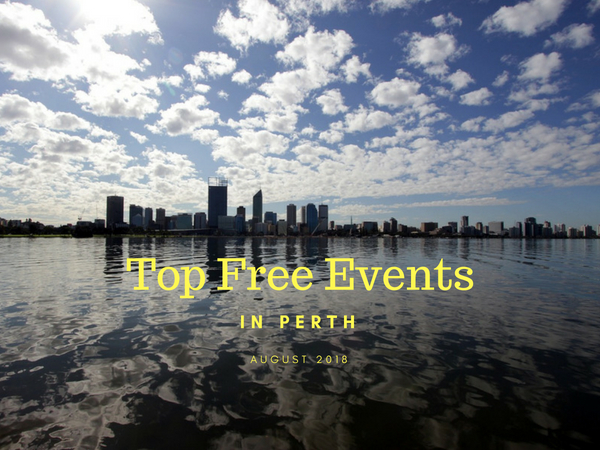 Free Perth events in August