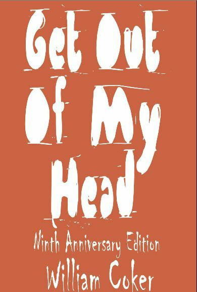 get out of my head, william coker, book, cover