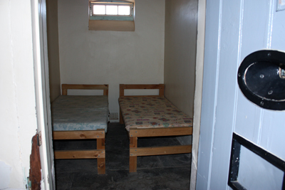 gladstone gaol accommodation