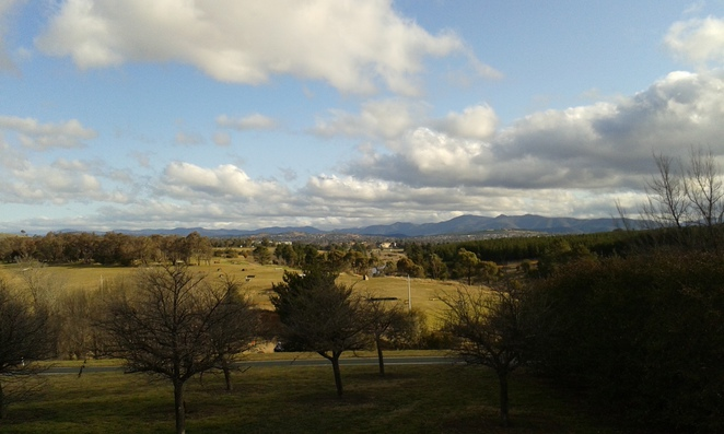 Government House Lookout, Canberra