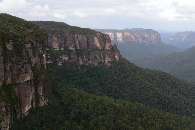 Govett's Leap Lookout, Blackheath, Lookouts, Bushwalks, Blue Mountains, Blackheath, Gross Valley