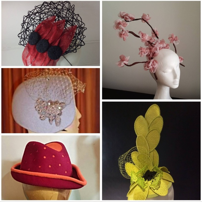 Hats for Happiness Australia, Cafe Papparazzi, Unley Road, Malvern, TAFE, Australian Mental health, fashion parade, hats, millinery, silent auction