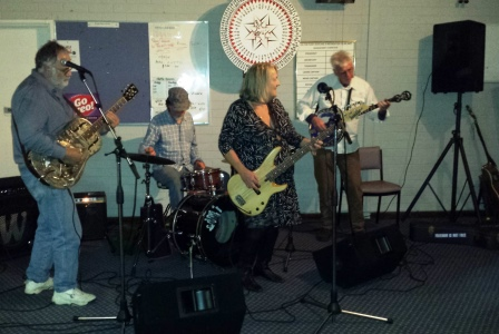 Hilton Park Bowling Club, Sunday Social Music Session
