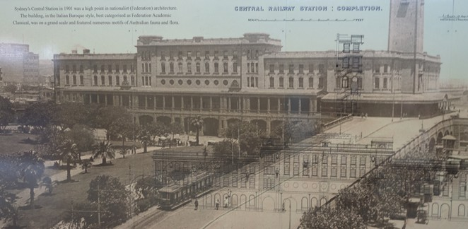 historic pictures central station