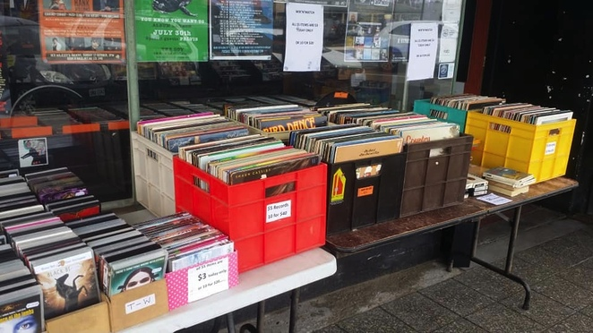 Record Fair at the Governor Hindmarsh Hotel