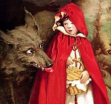 Little Red Riding Hood Christmas Pantomime