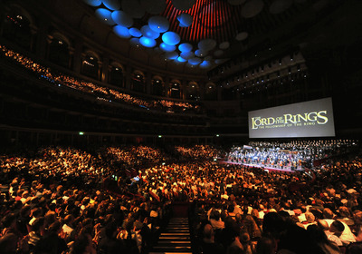 lord of the rings the fellowship of the ring concert