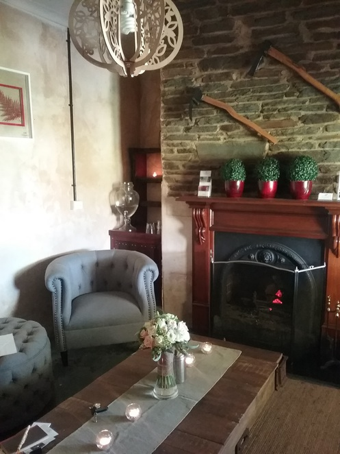 main room, living room, lounge room, cottage, fernfield, winery, Eden Valley