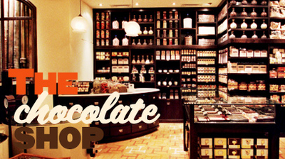 Max Brenner, Chocolate Shop
