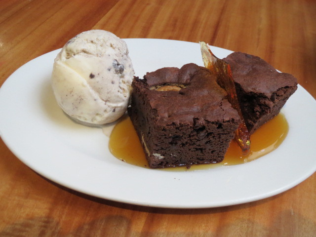 McQueen's Tavern, Chocolate Brownie, Adelaide