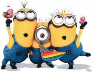 minions, despicable me 2, movie, reviews, hilarious, comedy, funny