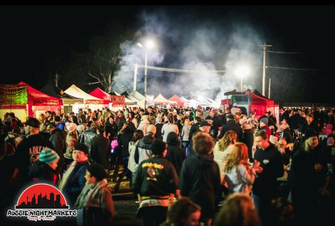 mona vale nightmarkets 2019, community event, fun thngs to do, market stalls, shopping, family fun, unlimited rides, international street food vendors, kids entertainment, dessert section, music, free parking, free event