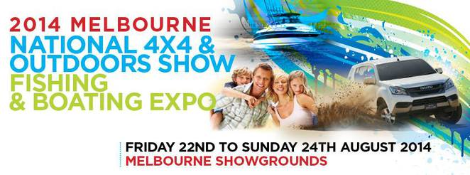 National 4x4 Outdoors Show and Fishing & Boating Expo