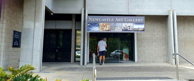 Newcastle, art, gallery, free, exhibition