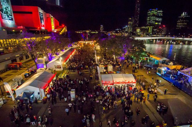 Night Noodle Markets Good Food Month
