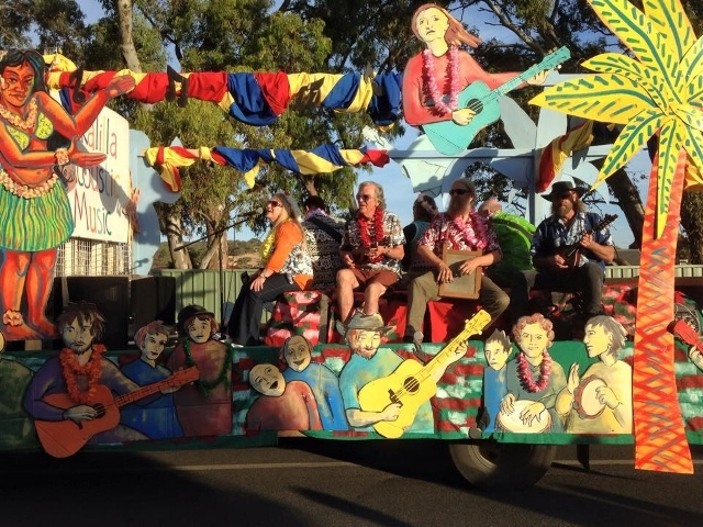 Normanville, New Year's Eve Pageant - 2018