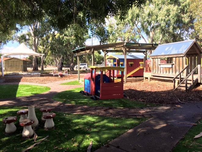 Old Cottage Playgroup, Happy Valley SA, Community Playgroup, Playground