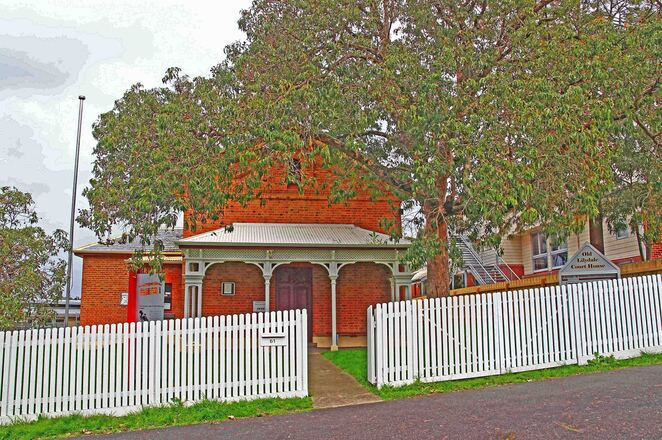 Old Lilydale court house.
