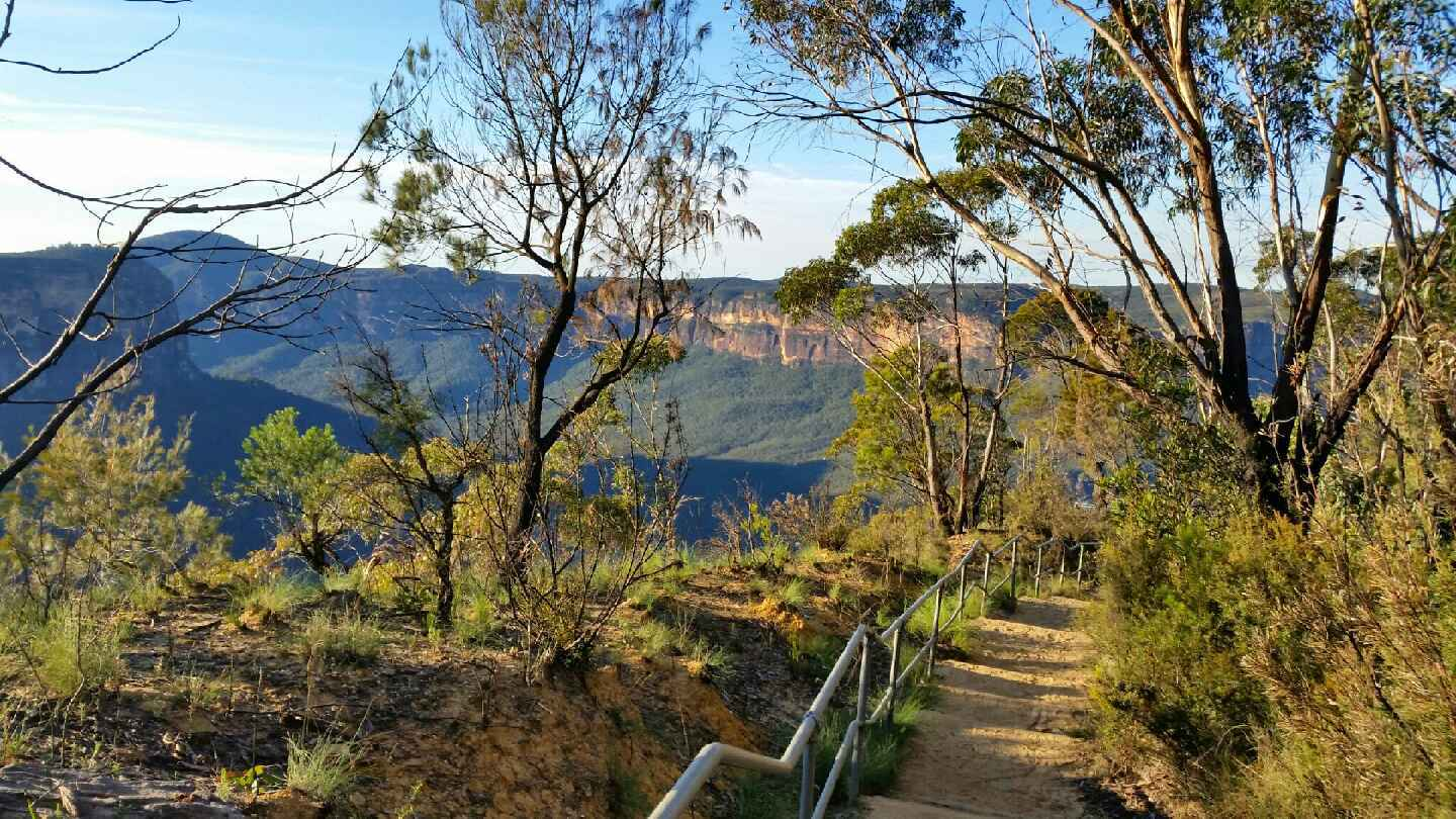 how to get to blue mountains from sydney