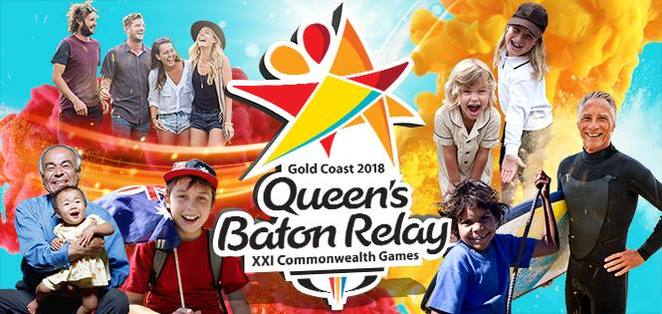 queens baton relay, january, 2018, canberra, AIS, school holiday activities,