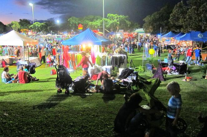 Riverway Moonlight Markets, Townsville Markets, Townsville Night Markets, Riverway Moonlight Cinema, Riverway Precinct