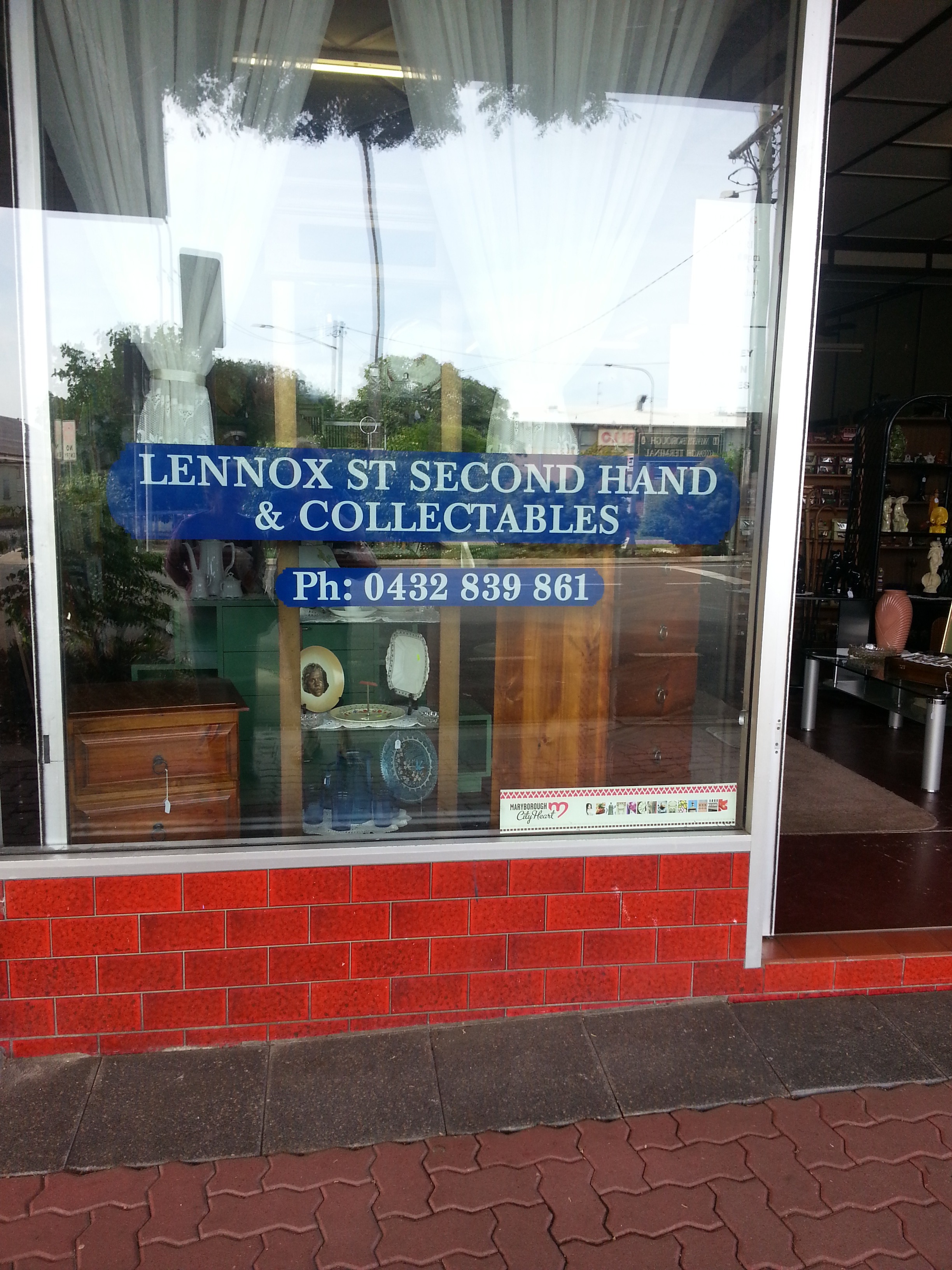 Second Hand Läden Napier