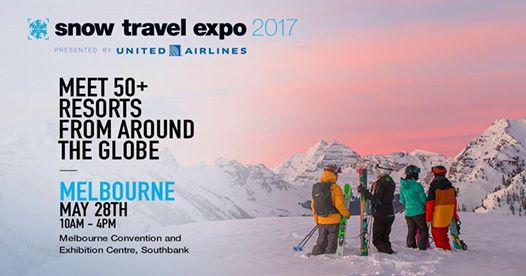 Snow Travel Expo melbourne