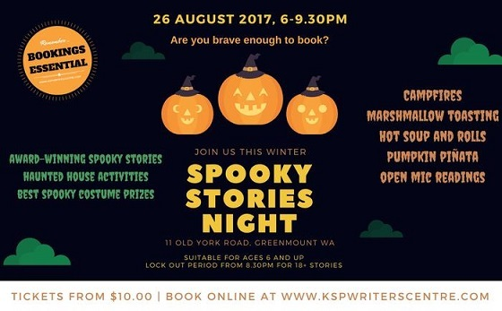 Spooky Stories Night