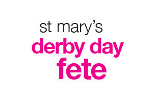 St Mary's Derby Day Fete