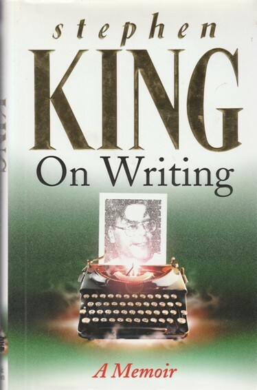 stephen king, on writing, book, writing