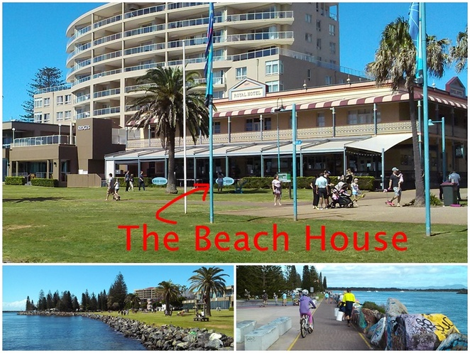 the beach house, cafe, restaurant, NSW, port macquarie, best views, water views, breakfast, coffee, view dolphins, brunch, lunch, dinner, nightlife, drinks, cocktails, music,