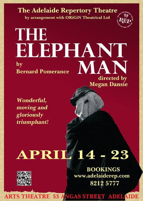 The Elephant Man, The Rep, The Adelaide Repertory Theatre